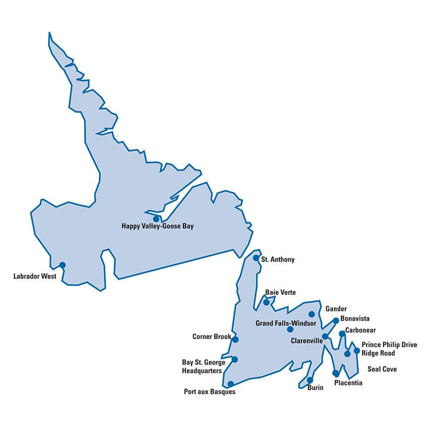 College of the North Atlantic - Our Province