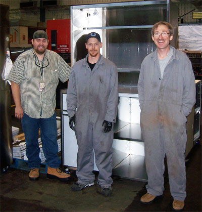 College Of The North Atlantic News Sheet Metal Workers