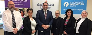 New projects through Workforce Innovation Centre to support rural residents, women, newcomers