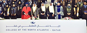 CNA-Q celebrates 445 students at 14th graduation ceremony