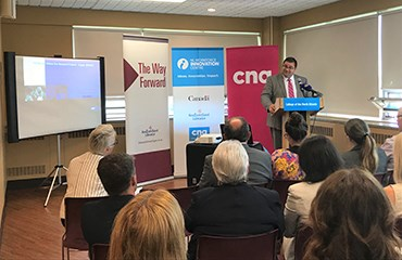 Provincial government funds new research projects through NL Workforce Innovation Centre