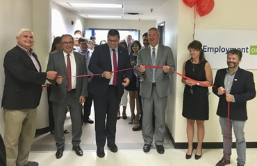 Employment OPTIONS office opens in Corner Brook
