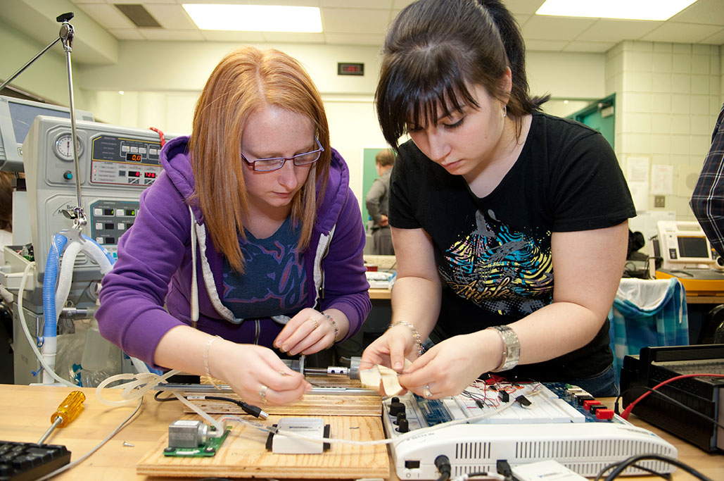 College Of The North Atlantic - Program (Electronics Engineering