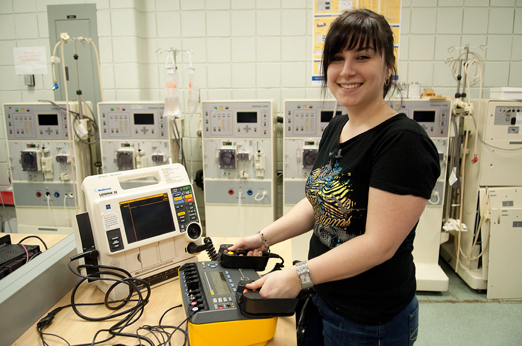 College Of The North Atlantic  Program Electronics Engineering