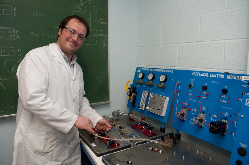 College of the North Atlantic - Program (Industrial Engineering ...