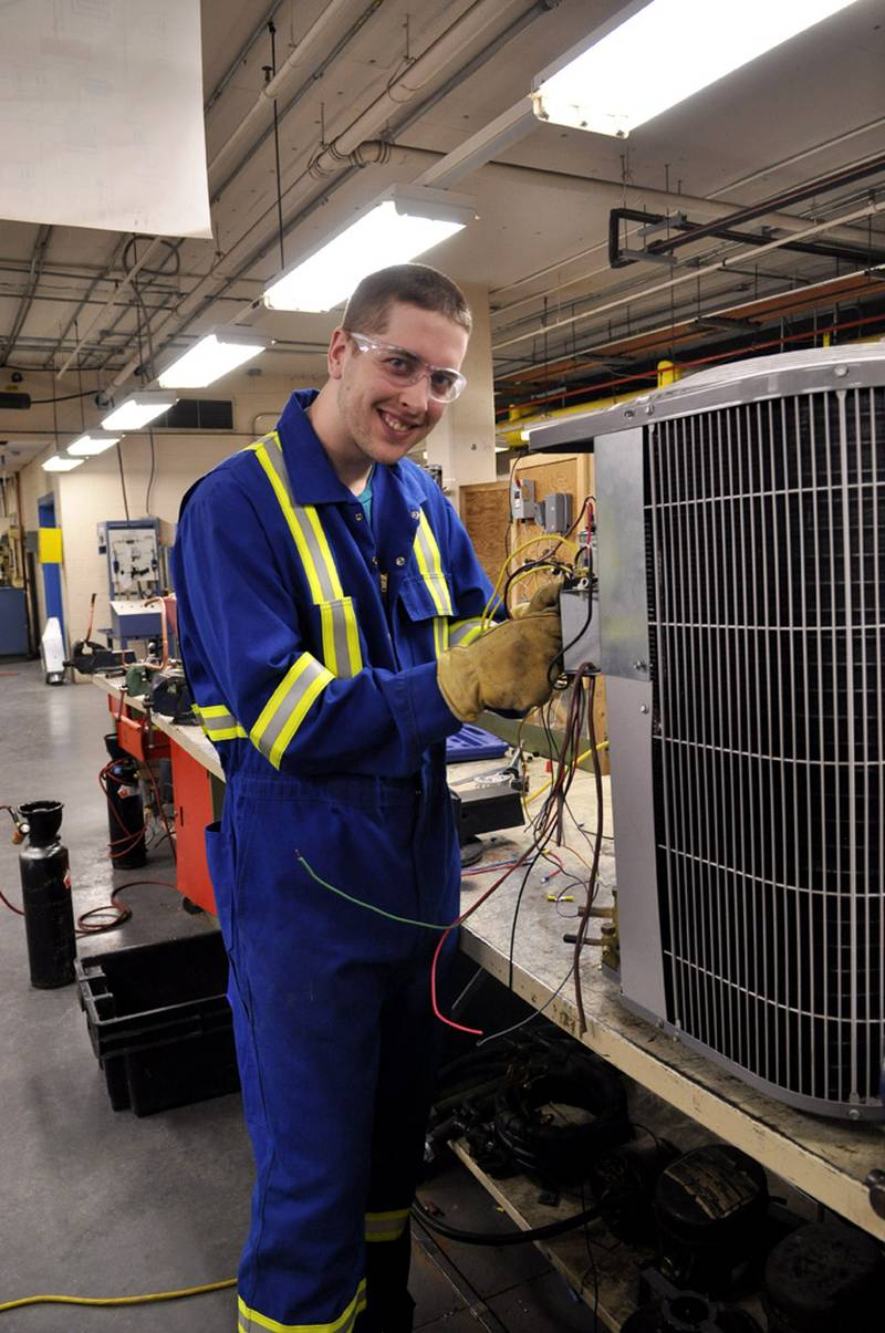 Heating and Air Conditioning (HVAC) hunter college subjects