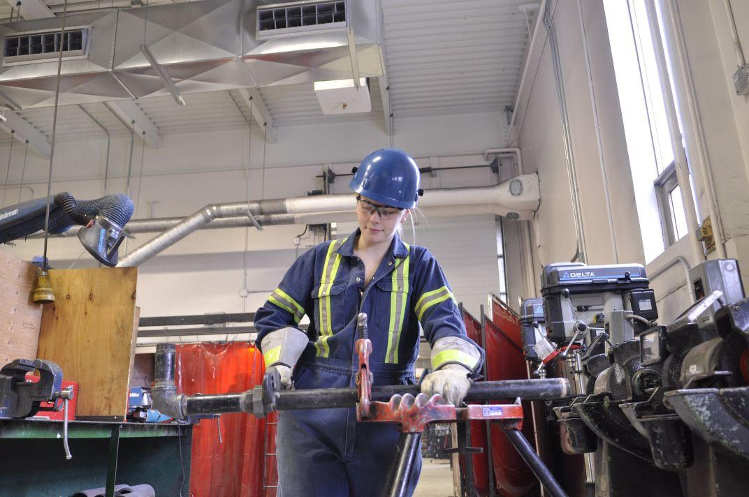 College Of The North Atlantic Program Steamfitter