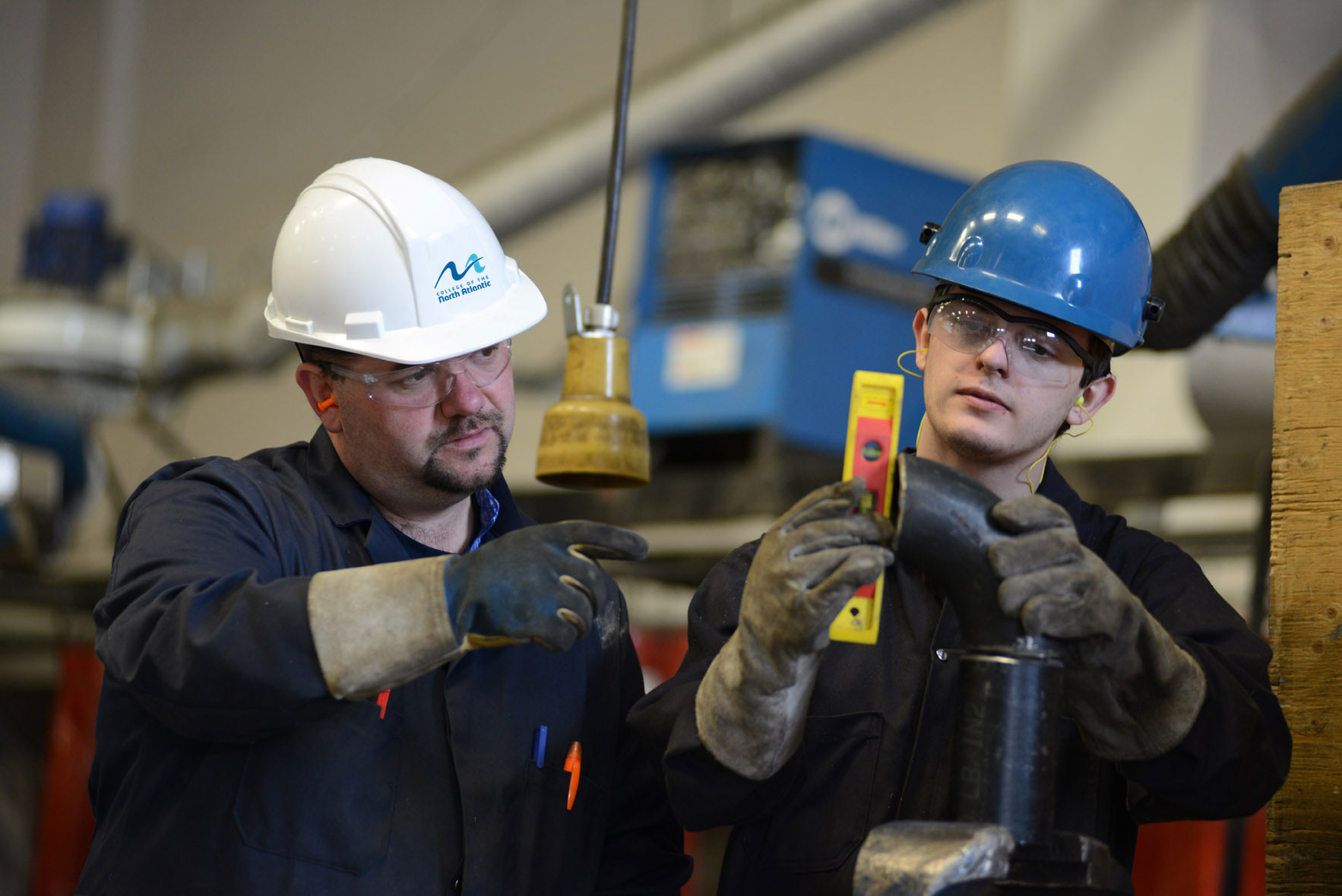 Pipe Fitter Tools >> College of the North Atlantic - Program (Steamfitter ...