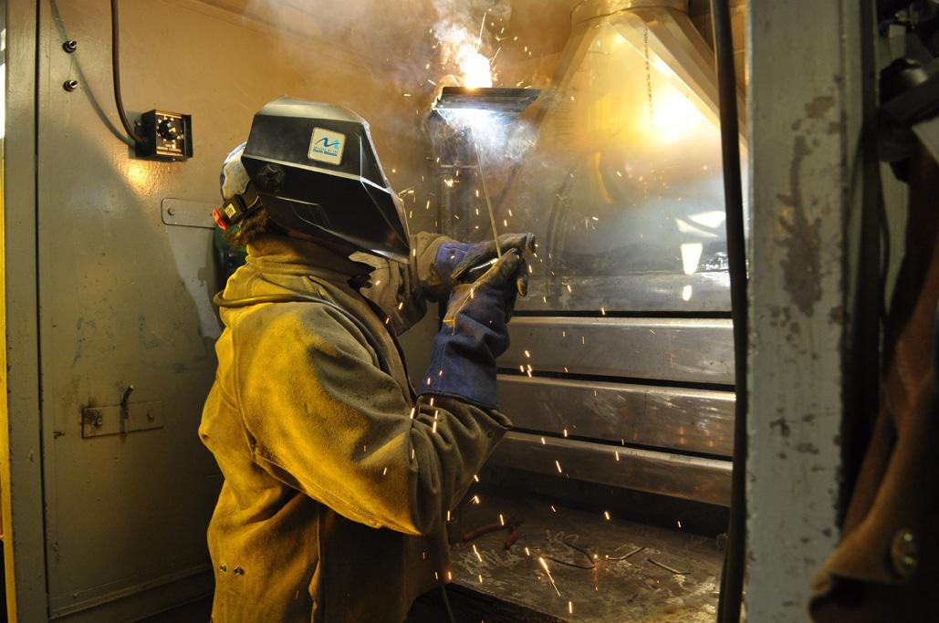 college of the north atlantic - program (welder)