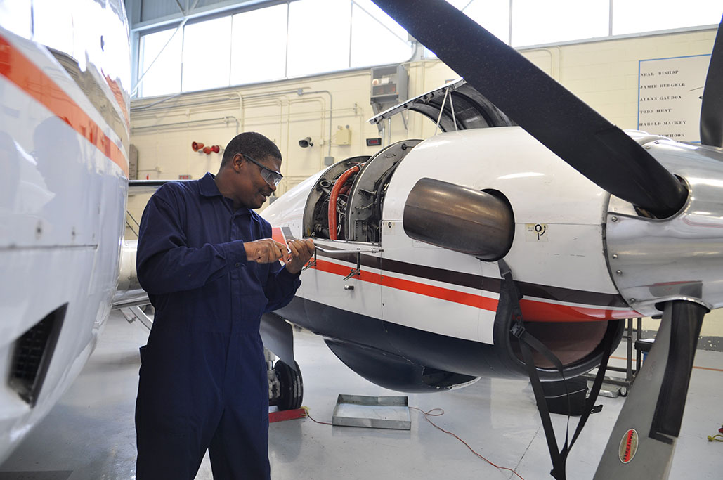College Of The North Atlantic  Program Aircraft Maintenance