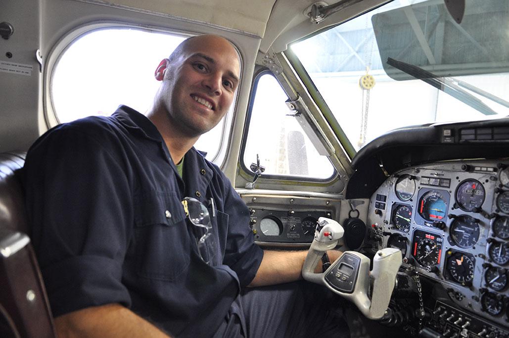 aircraft maintenance engineering technician