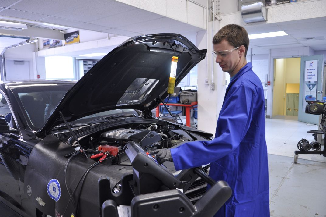 Auto Mechanic usyd foundation