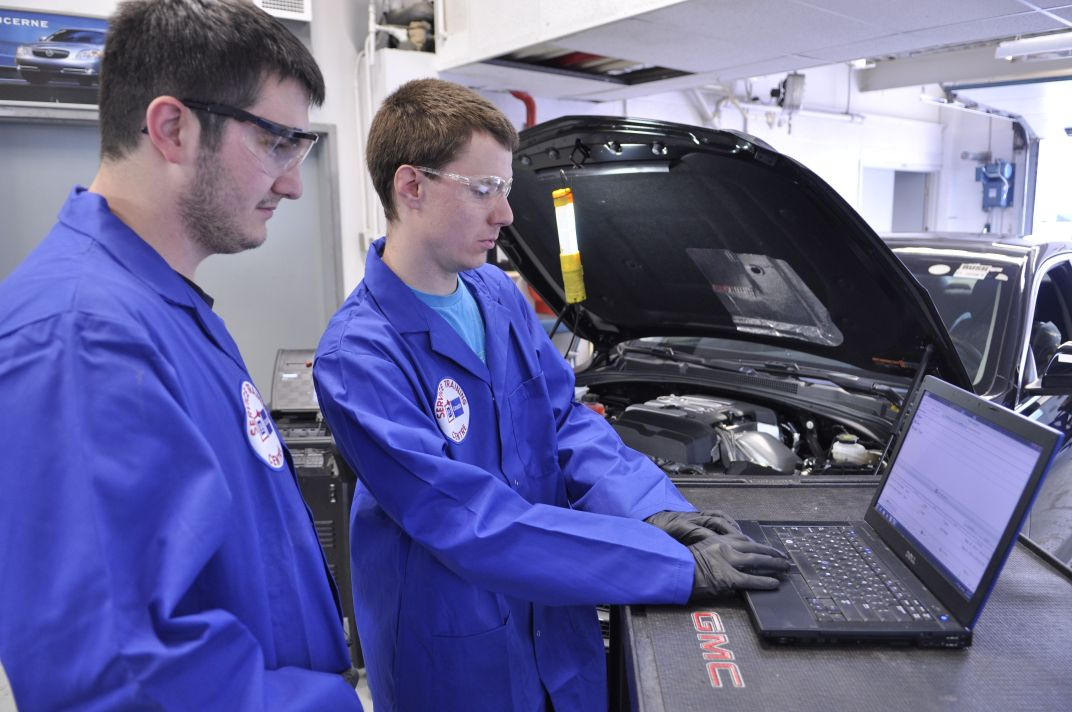 Auto Mechanic subjects at luther college