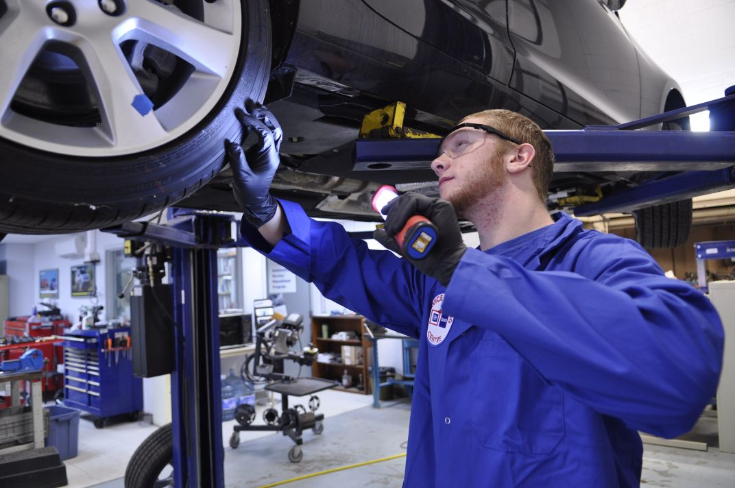 College Of The North Atlantic Program Automotive