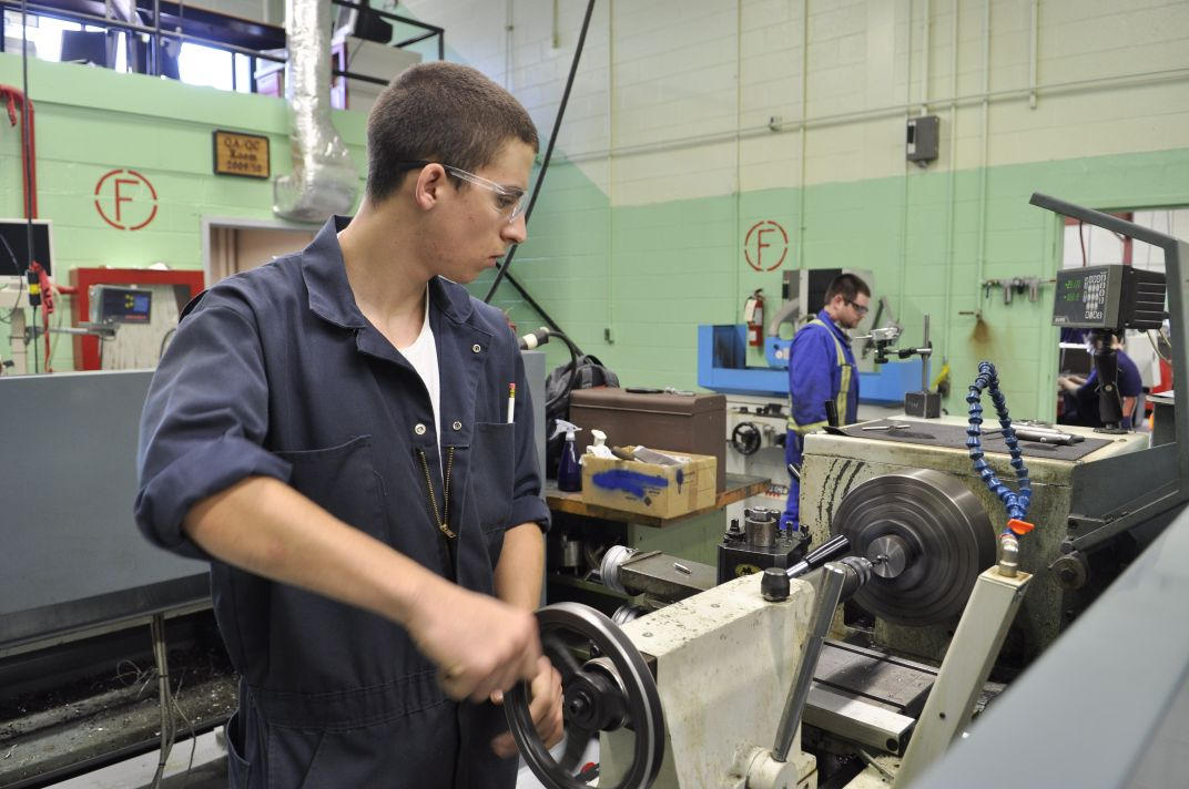 College Of The North Atlantic Program Machinist